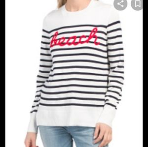 Marled reunited clothing light weight sweater.